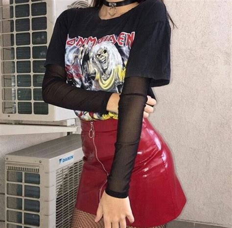 Best 25+ Rock outfits ideas on Pinterest