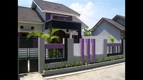 ukuran tinggi pagar rumah minimali  diminati