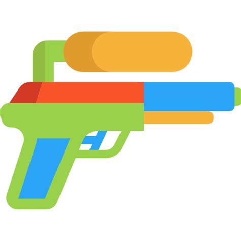 water gun clipart water gun free gaming icons