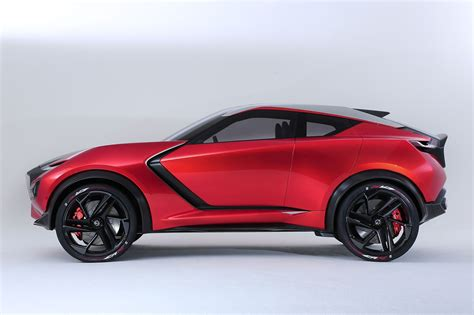 nissan gripz concept puts the sport in suv for frankfurt 2015 by car magazine