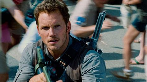 steven spielberg and chris pratt talk jurassic then and now
