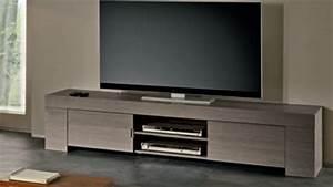 Meuble Tv Ecran Plat : meuble tv plat table pour television ecran plat trendsetter ~ Teatrodelosmanantiales.com Idées de Décoration