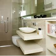 Small Bathroom With White Interior 22 Small Bathroom Remodeling Ideas Reflecting Elegantly Simple Latest Neutral Bathroom Design Interior Design Ideas Modern Furniture Small Bathroom Design Ideas 2012 From HGTV