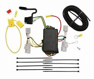 Trailer Hitch Wiring Kit Harness For 06