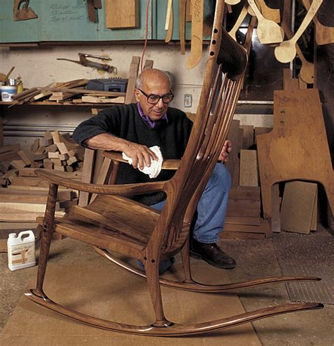 sam maloof   finewoodworking