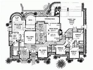 100+ [ French Country Cottage Plans ] House Plans