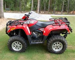 2005 Arctic Cat 250 300 400 500 650 Atv Service Repair Workshop Man