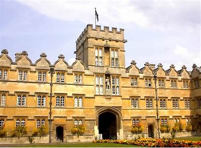 Oxford University College Wikipedia England Founded Univ