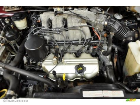 95 Pathfinder Knock Sensor Location by 1995 Nissan Quest Gxe 30 Liter Sohc 12 Valve V6 Engine Photo