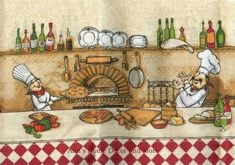 italian chef kitchen decor theme italian kitchen pinterest