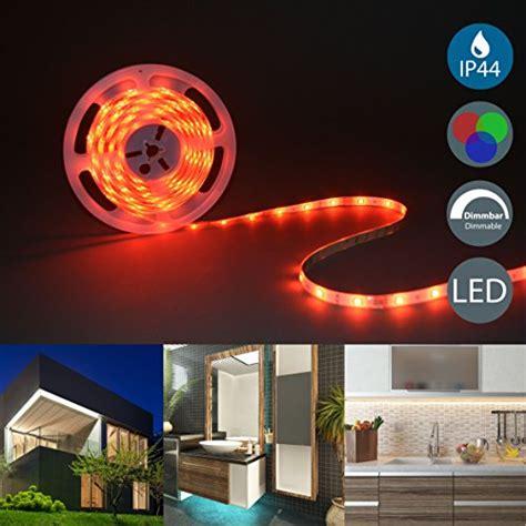 led streifen selbstklebend mit fernbedienung b k licht led stripes 5m lichterkette lichtleiste band lichtschlauch mit farbwechsel