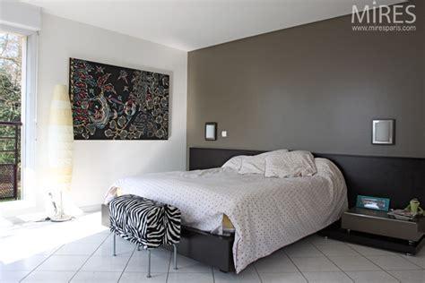 chambre zebre et blanc marron glacé zébré c0602 mires
