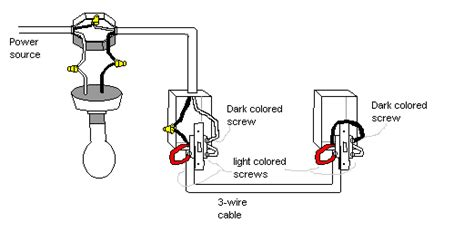 Handymanwire Wiring Way Switch