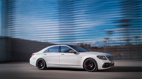 2018 Mercedes-Benz S63 AMG Wallpapers & HD Images - WSupercars