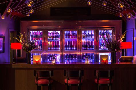 Champagne Bar | Private Members Club London | Beaufort House