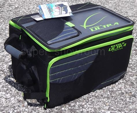 New Ice Cold Ultra Collapsible 50 Can Cooler Arctic Zone