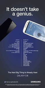 A brief history of Samsung mocking Apple announcements ...