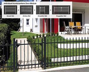 Metallzaun Selber Bauen : metall zaun elemente pt67 hitoiro ~ Whattoseeinmadrid.com Haus und Dekorationen