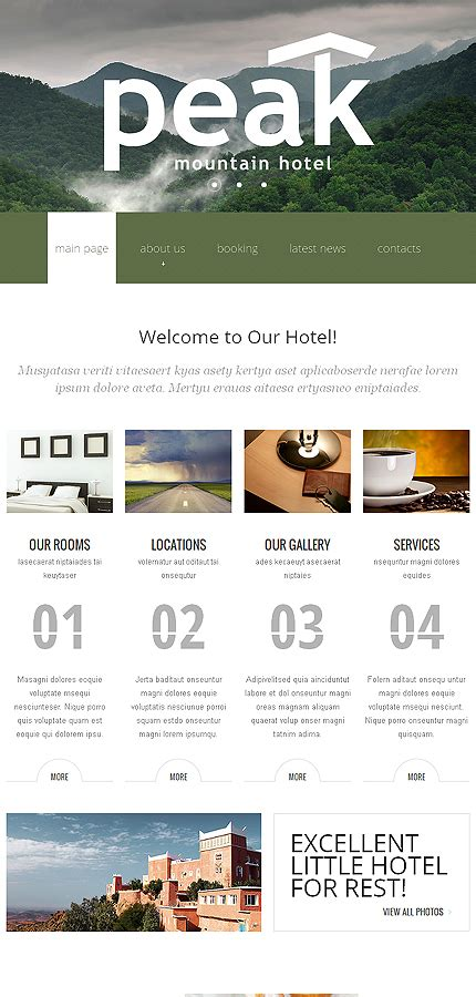 Online Learning Solutions Responsive Website Template