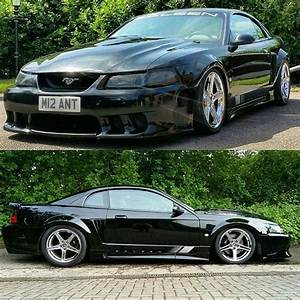 Slammed New Edge Saleen Mustang | Saleen mustang, Mustang old, Mustang