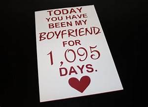 Create a handmade love card for your boyfriend by ...