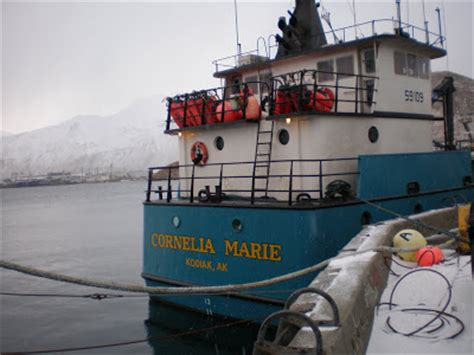 dutch harbor dirt to nome dirt cornelia marie s end of
