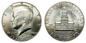 1776 to 1976 quarter 1976 d kennedy half dollars bicentennial design value and