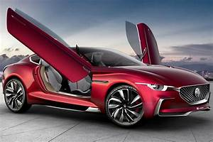 Auto Emotion : all electric mg e motion concept is supercar for millennials by car magazine ~ Gottalentnigeria.com Avis de Voitures