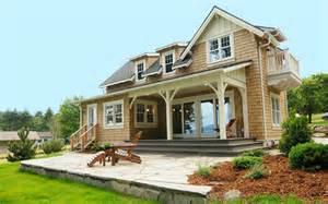 traditional craftsman homes method homes completes traditional craftsman style doe bay prefab cottage on orcas island