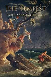 """ZyngRule ebook cover for """"The Tempest"""" 