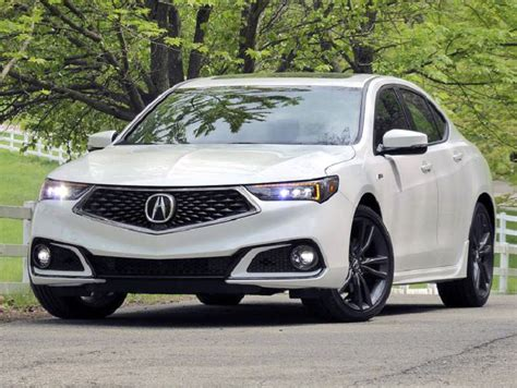 2019 Acura Tlx Lease Deals Interior Headlights
