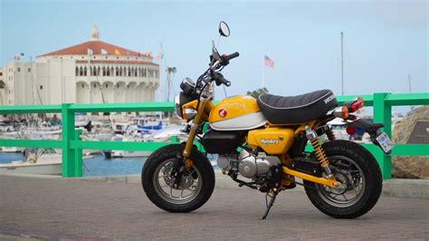 Review Honda Monkey by 2019 Honda Monkey Review