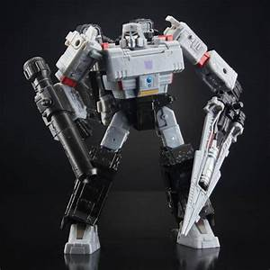Transformers War For Cybertron  Siege Voyager Class Megatron