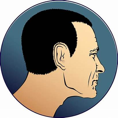 Head Clipart Profile Clip Side Openclipart Face