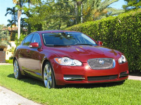 2009 Jaguar Xf Supercharged Gallery 301916