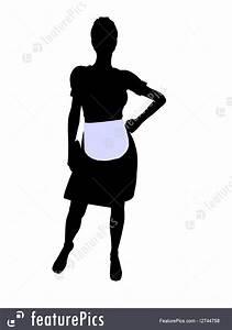 Waitress Silhouette | www.pixshark.com - Images Galleries ...