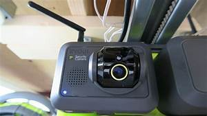 Ryobi Garage Camera Review - Tools In Action