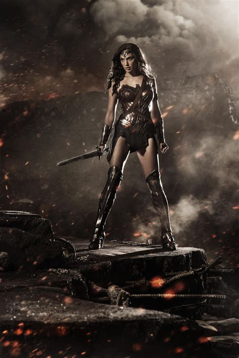 Last Man Standing Live Stream by Batman V Superman Dawn Of Justice 1st Wonder Woman Image