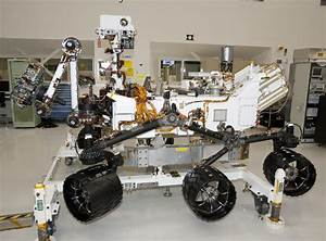 MSL Rover Curiosity Is Nearly Completed