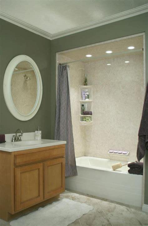 bathroom surround ideas tub reglazing shower inserts resurface surrounds