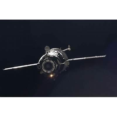NASA - Expedition 33 Soyuz Departs