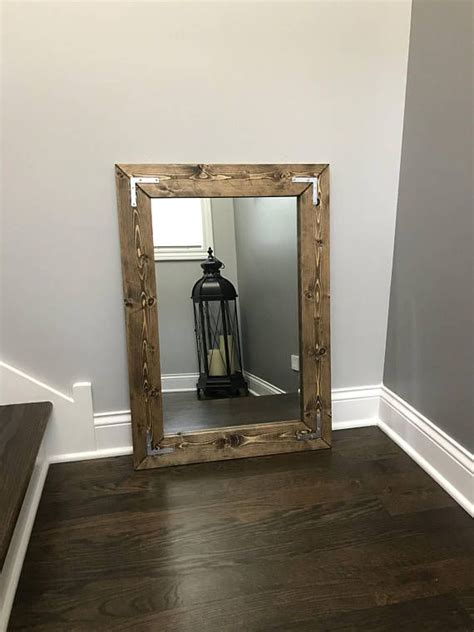 farmhouse mirrors ideas  pinterest farmhouse