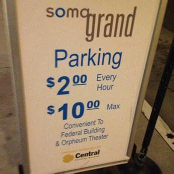 soma grand parking garage soma grand garage 50 reviews parking garages 1160