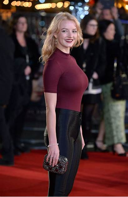Dakota Richards London Premiere Danish Imgur Skins