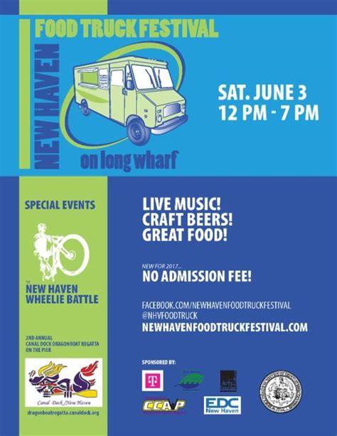 Dragon Boat Festival Food Trucks by Robbins List New Haven Events Fundraisers Deals