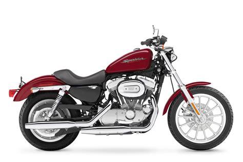 2007 Harley Davidson Xl 883 Sportster 883 Top Speed