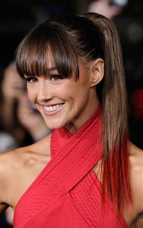 top  trendy hairstyles  bangs top inspired