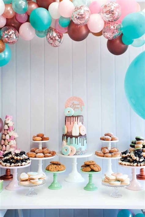 46 best donut party ideas images on 29 best images about donut party on