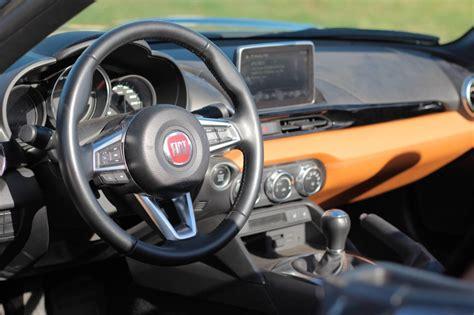 Fiat 124 Spider La Nostra Prova Su Strada Toms Hardware