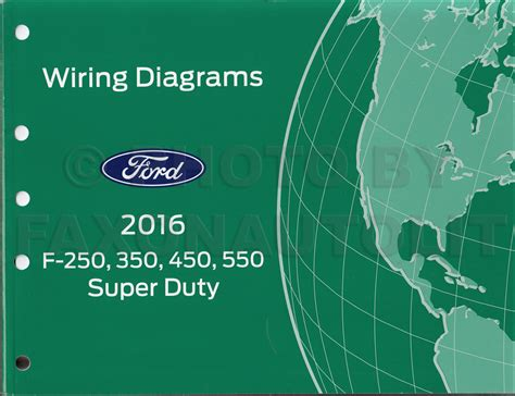 Ford Super Dutytruck Wiring Diagram Manual